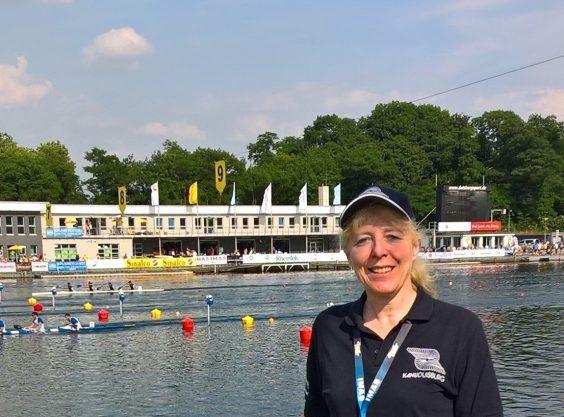 Über mich: Beate Röcker ist langjähriger Sport Attaché
