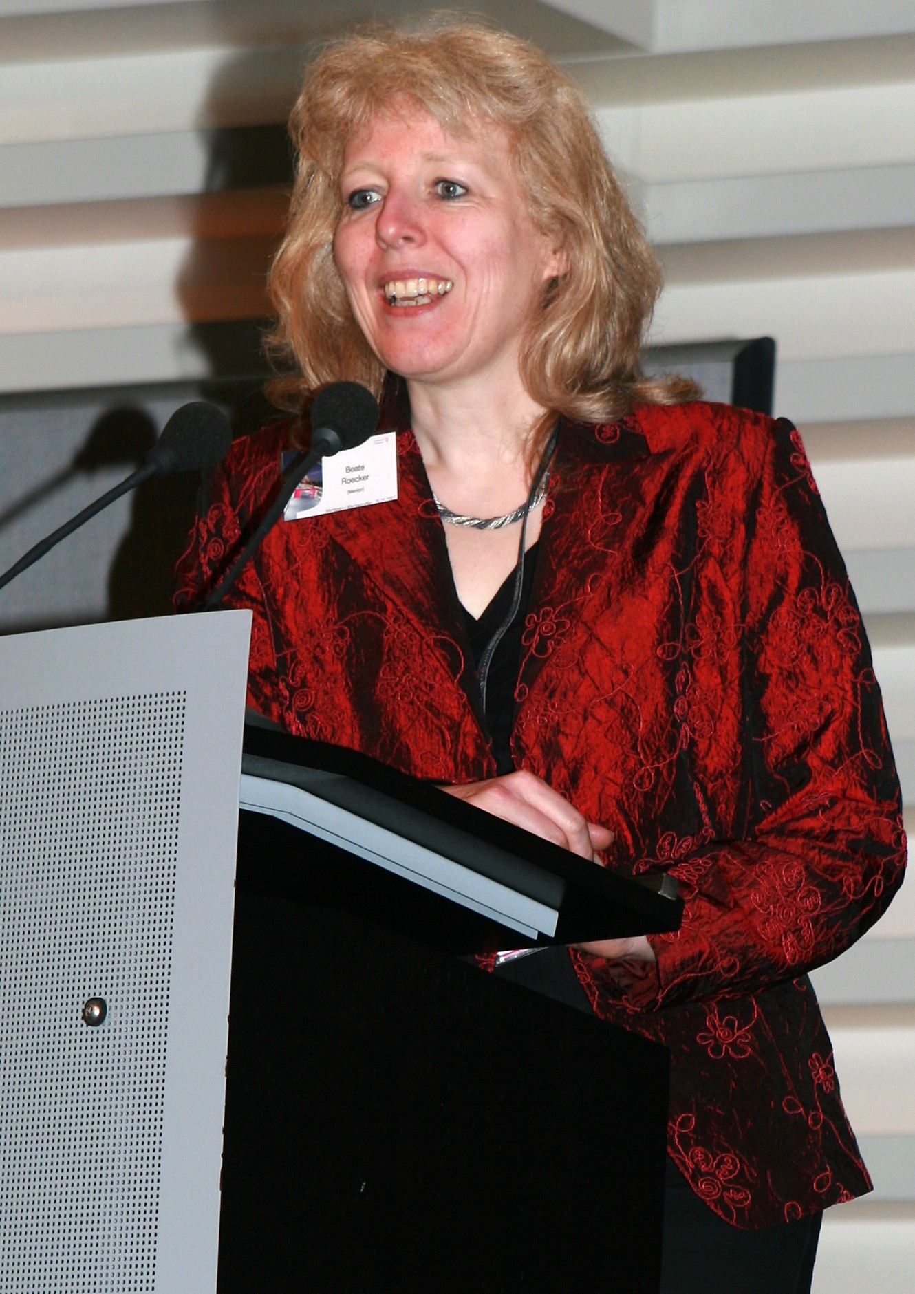 Seminare zu Mitarbeiterentwicklung und CSR durch Beate Röcker