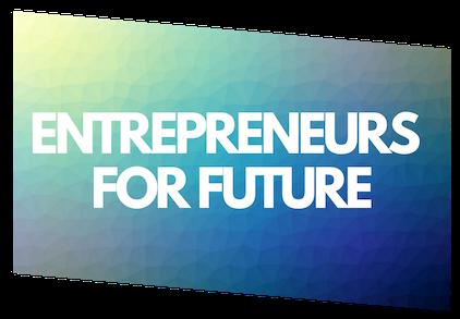 Beate Röcker hat auch bei den Entrepreneurs for Future unterzeichnet